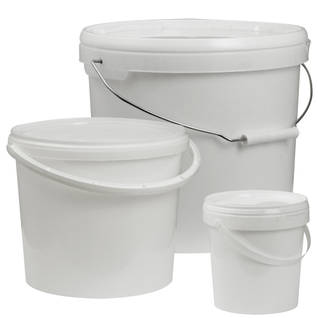 Plastic Resin Mixing Buckets Thumbnail